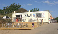 Beach Cafe Golf Road Abersoch