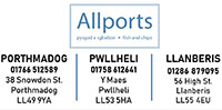 Allports Fish & Chip Shop - Pwllheli