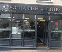 Arvonia Fish and Chips - Pwllheli