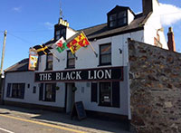 The Black Lion Hotel - Pwllheli