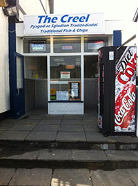 Creel Fish & Chips Takeaway - Abersoch