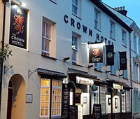 The Crown - Pwllheli