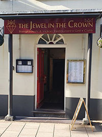 The Jewel in the Crown - Pwllheli