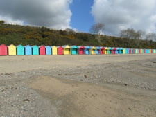 Llanbedrog Beach Boathouse