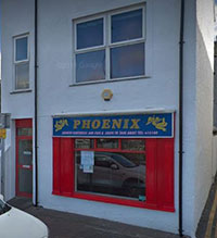 Phoenix Chinese - Take Away
