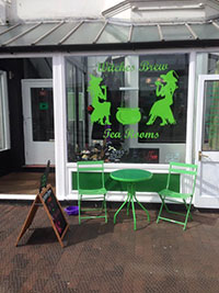 Witches Brew Tea Rooms  - Pwllheli